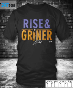 T shirt BRITTNEY GRINER RISE AND GRINER Shirt