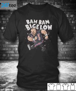 T shirt Bam Bam Bigelow x Bill Main Legends T Shirt