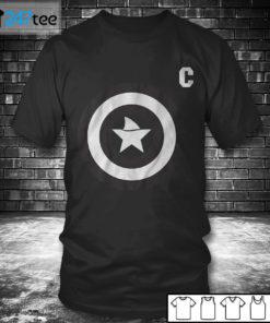 T shirt CAPTAIN RETURNS San Jose Hockey Shirt
