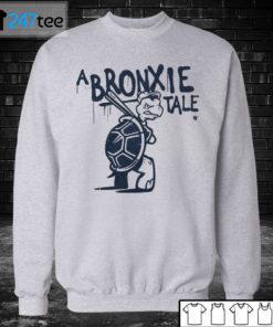 Unisex Sweatshirt BRONXIE THE TURTLE A BRONXIE TALE Shirt